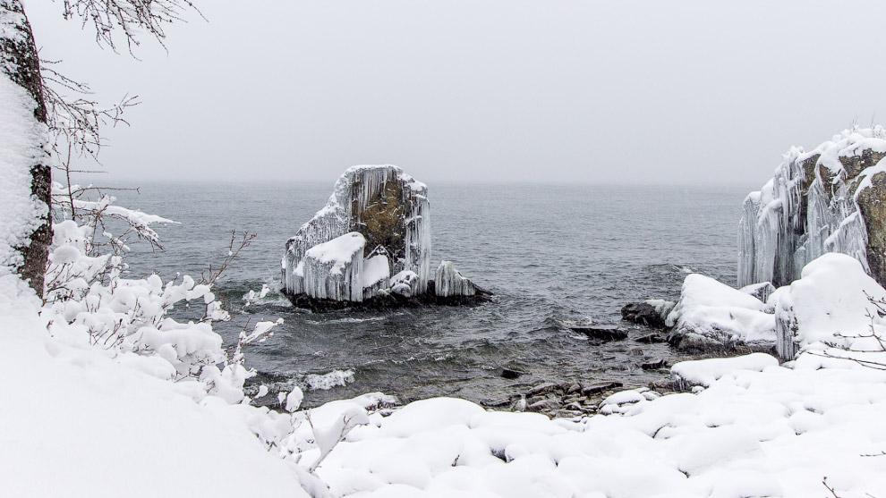 Байкал. У Черепахи