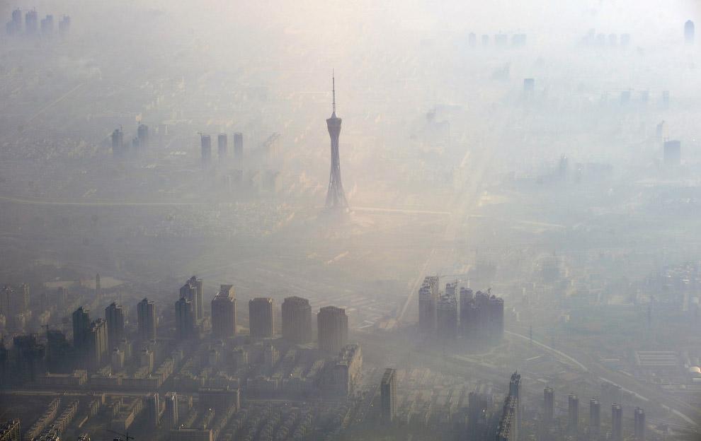 Китайский город Чжэнчжоу