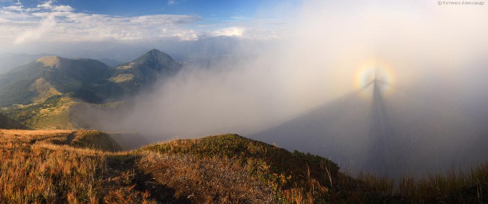 горы Берлыбашка и Петросул