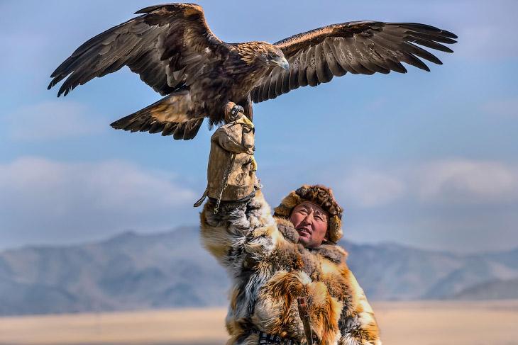 Фестиваль «Золотой орел » в Монголии