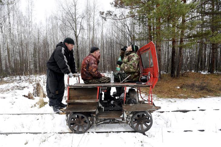 Российские железные дороги: жизнь в конце пути