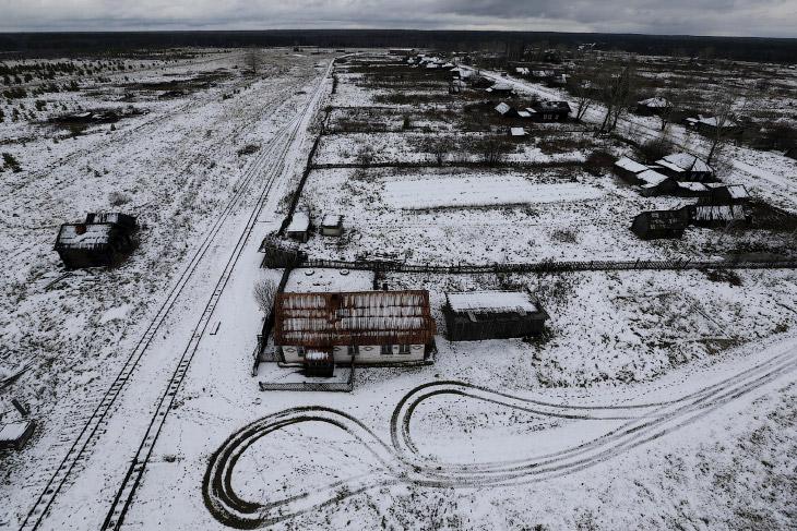 Поселок Калач, Свердловская область