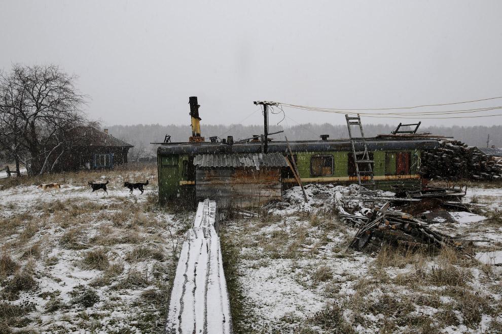 Село Санкино, Свердловская область