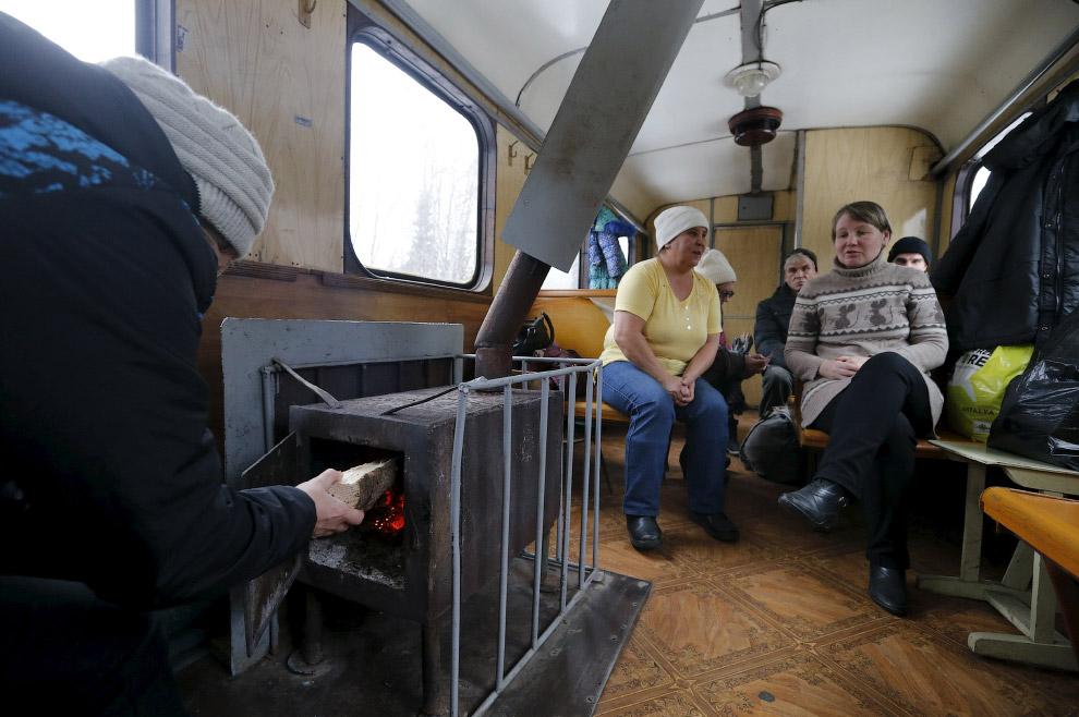 Поезд до станции Угольная в Свердловской области