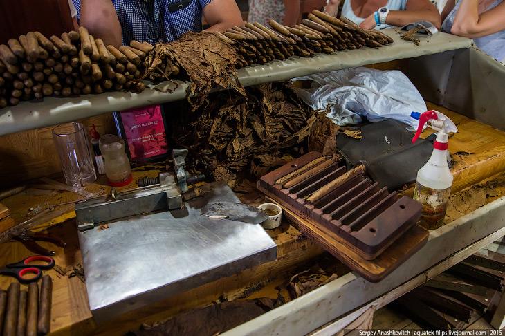 Сигары ручной работы