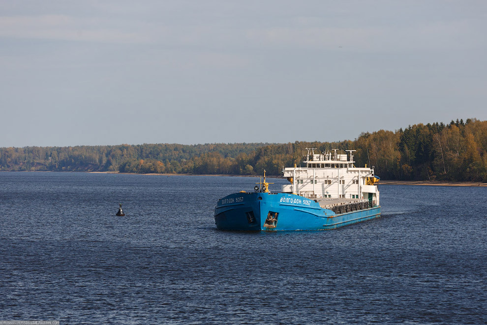 Широкая Волга