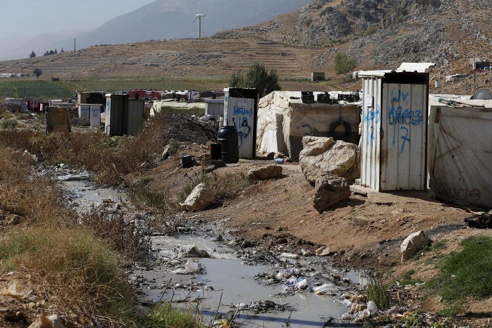 Еще один треш в Баальбеке, Ливан