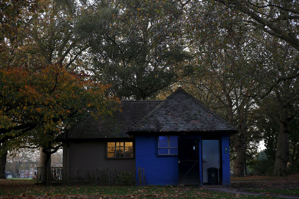 Заведение в восточном Лондоне, Великобритания