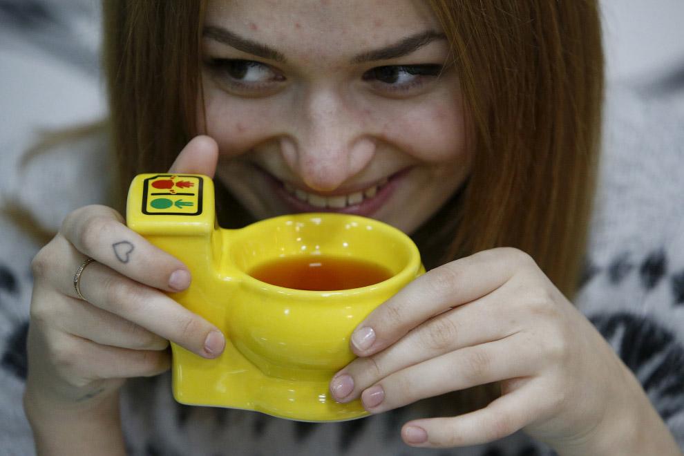 Кафе «Сумасшедший туалет» на Арбате