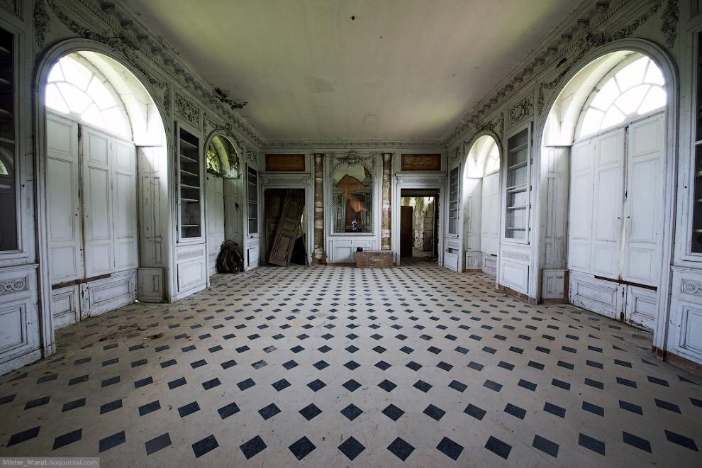 Замком Обезьяны