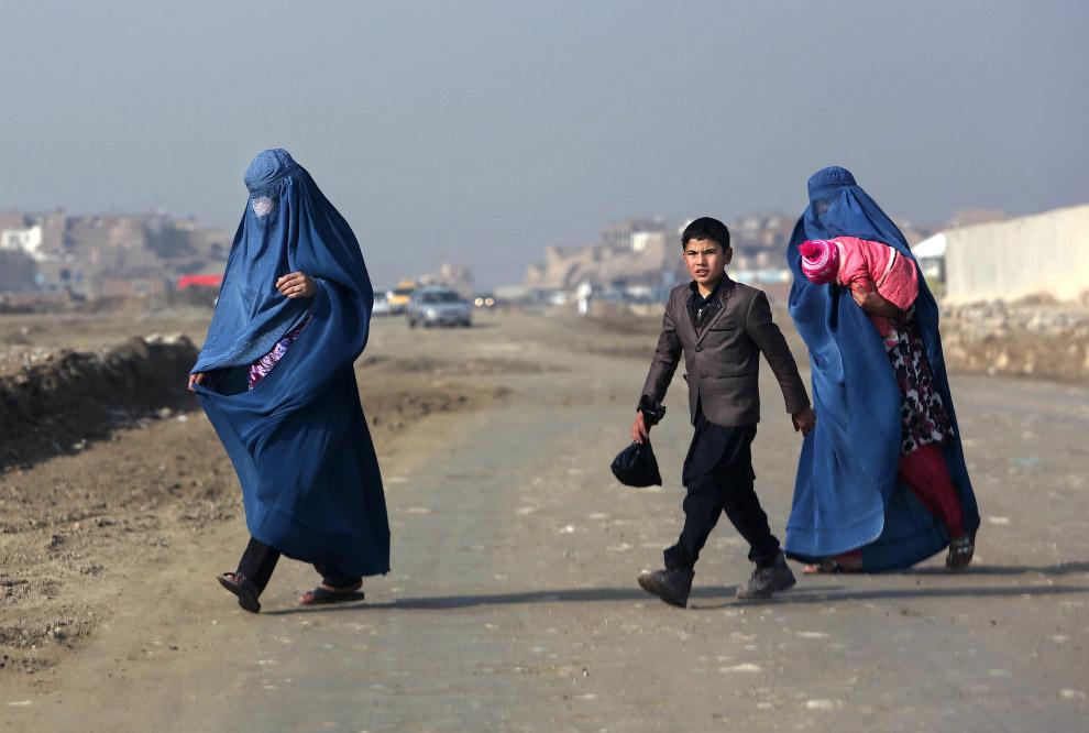 Модники в Кабуле