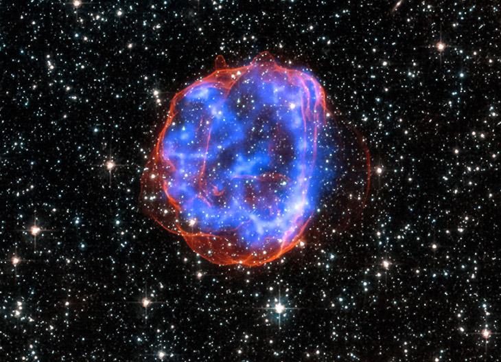 Лучшие фотографии космоса 2015