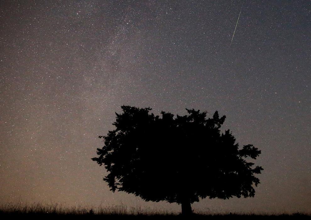 Персеиды — метеорный поток