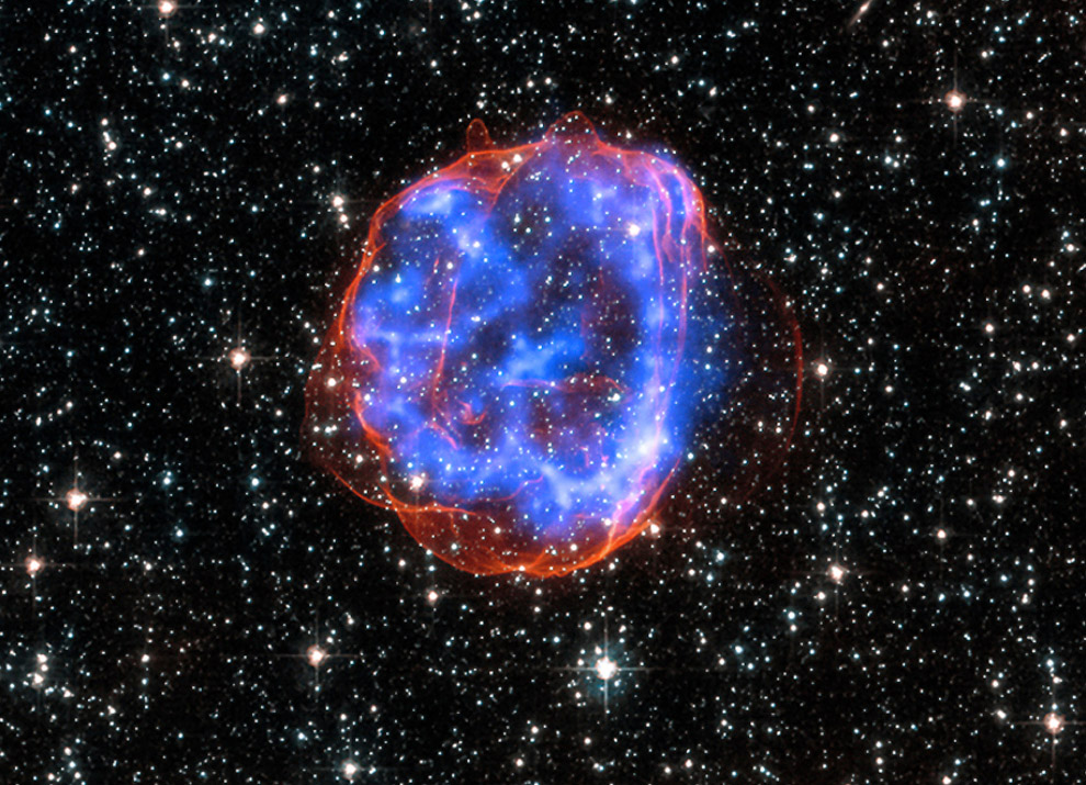Всё о звёздах в космосе
