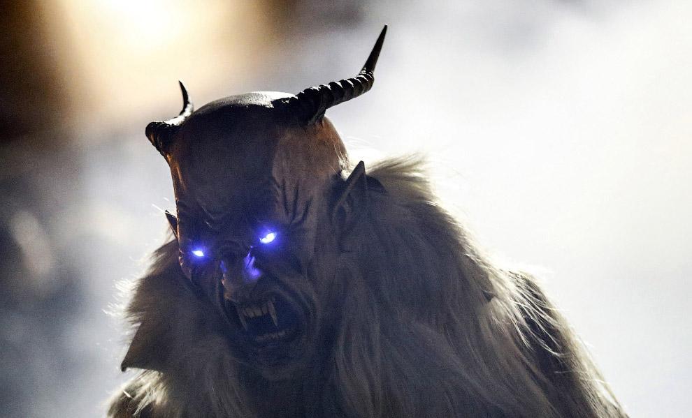 Дьявол из Европы