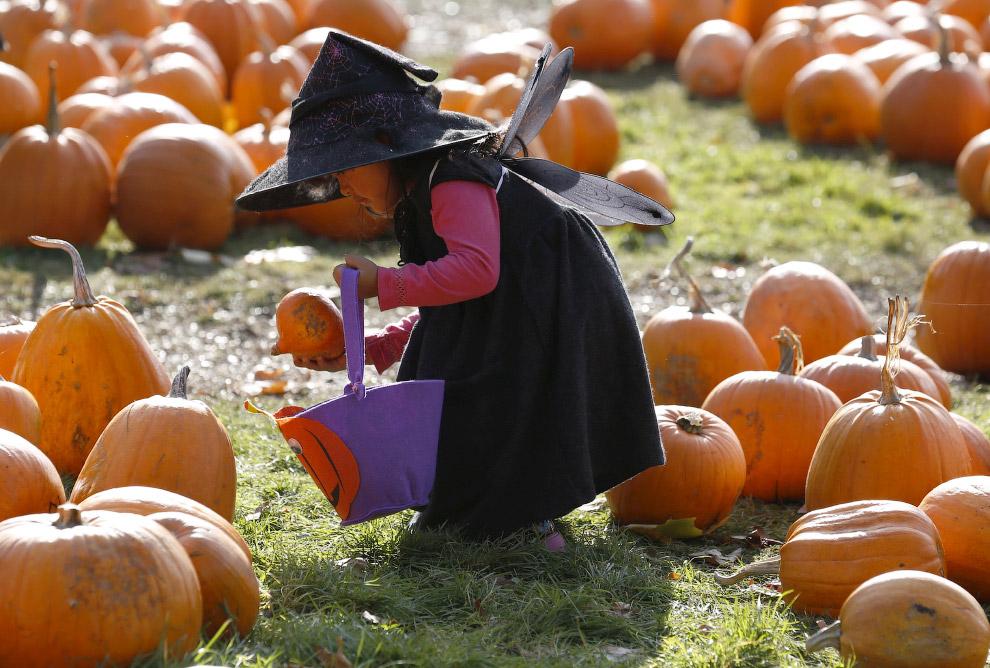 Подготовка к Хэллоуину, Великобритания