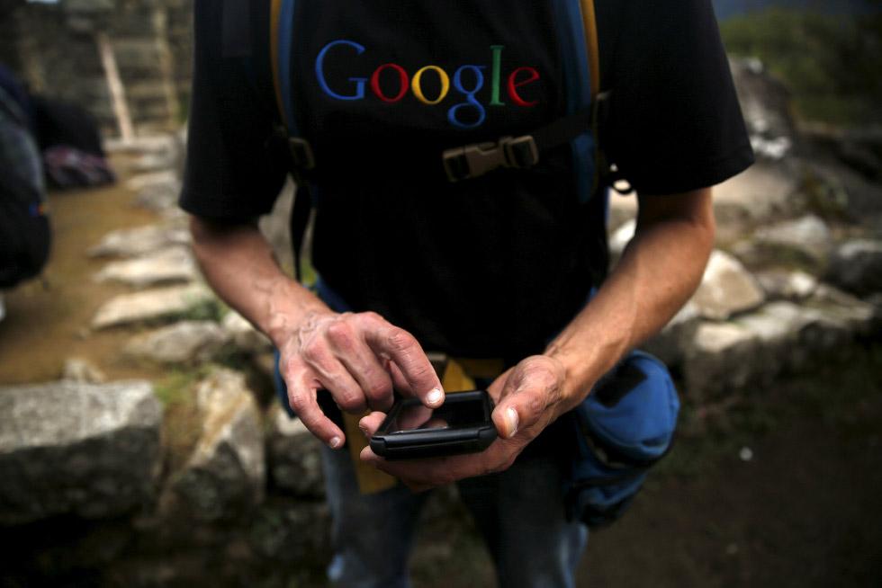 Как Google «рисует» панорамы