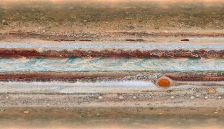 Снимок Юпитера