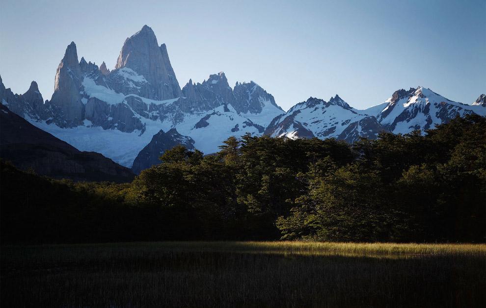 Гора Фицрой