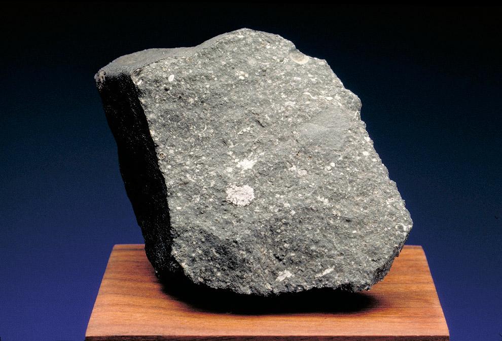 Альенде: наиболее изученный среди метеоритов