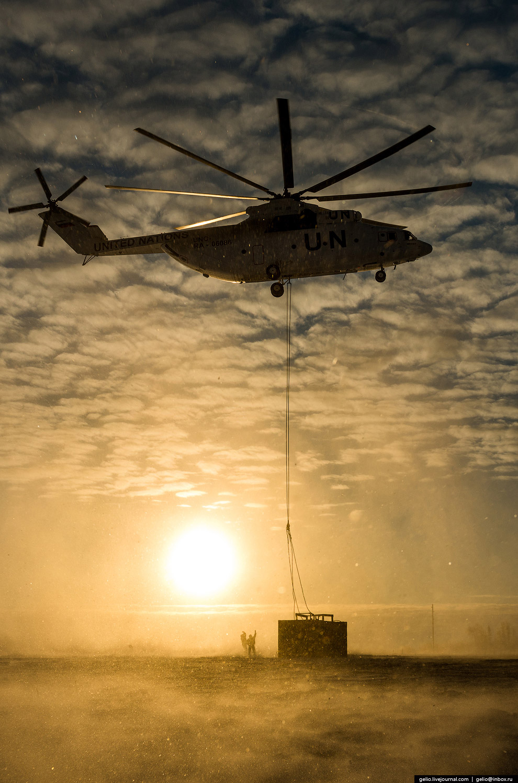 Ми-26 — самый большой вертолёт в мире
