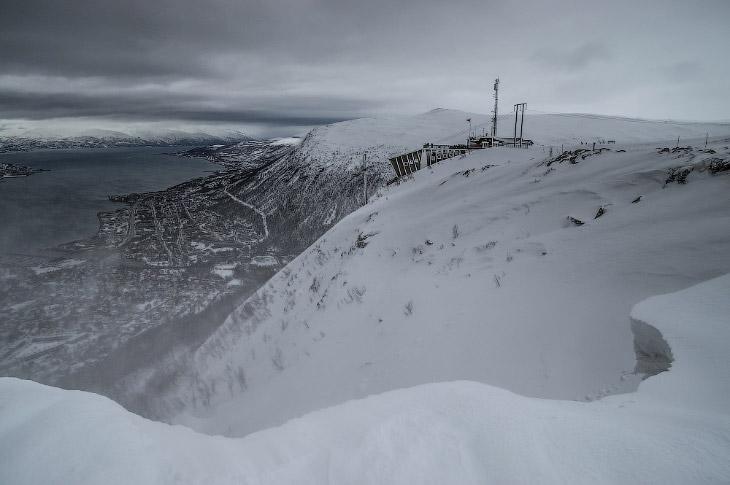 Самый северный город Норвегии