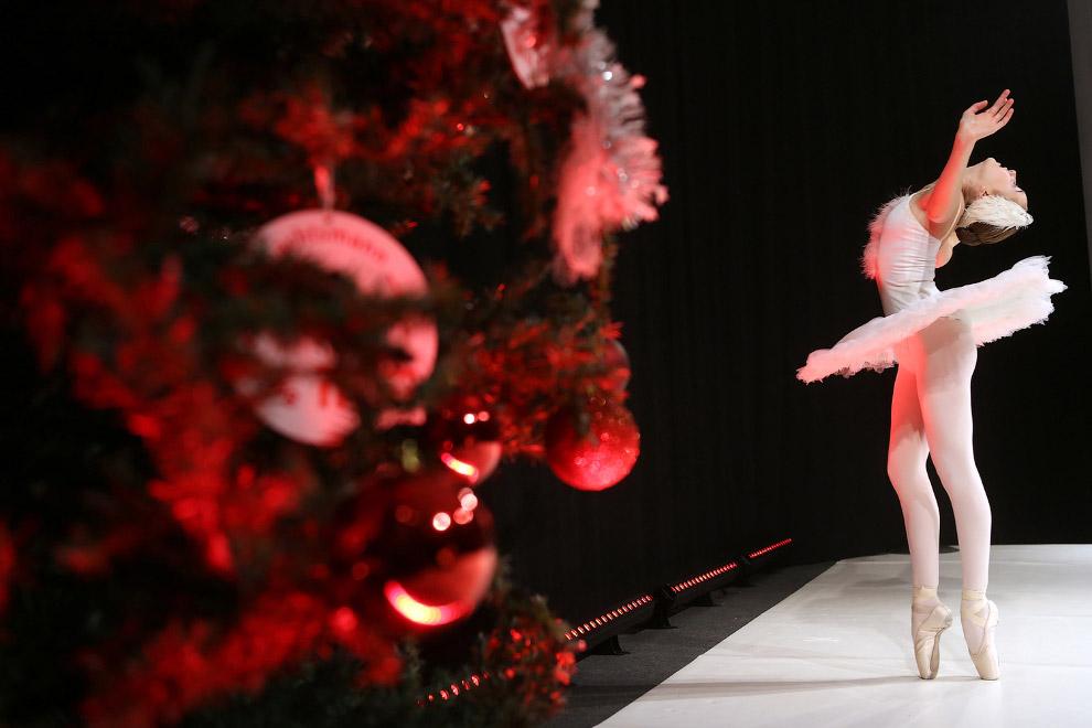 Новогодний балет в Берлине, Германия