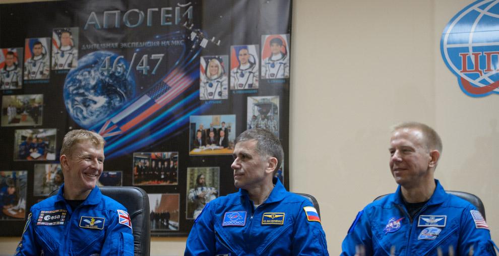 Англо-российско-американский экипаж