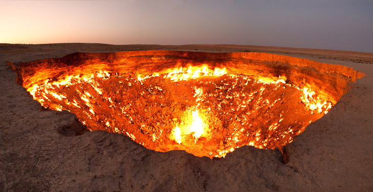 6 impressive sinkholes world