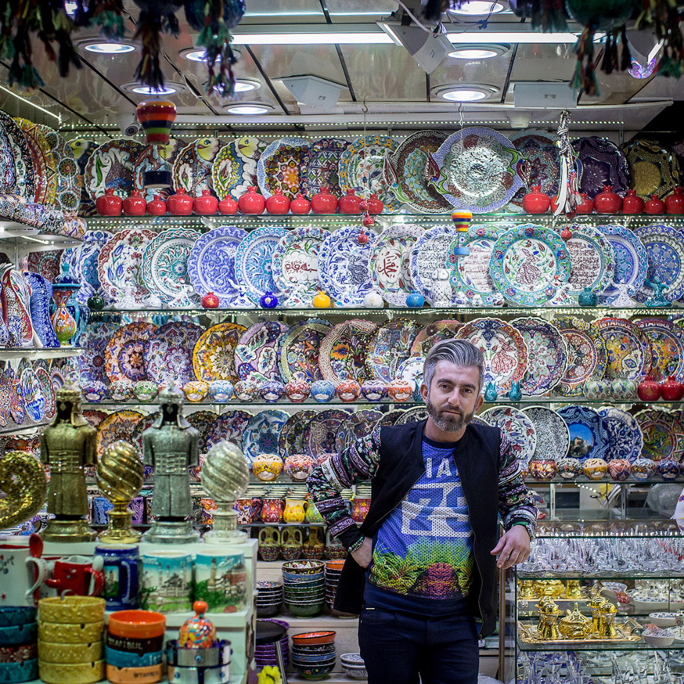 Магазин посуды и керамики