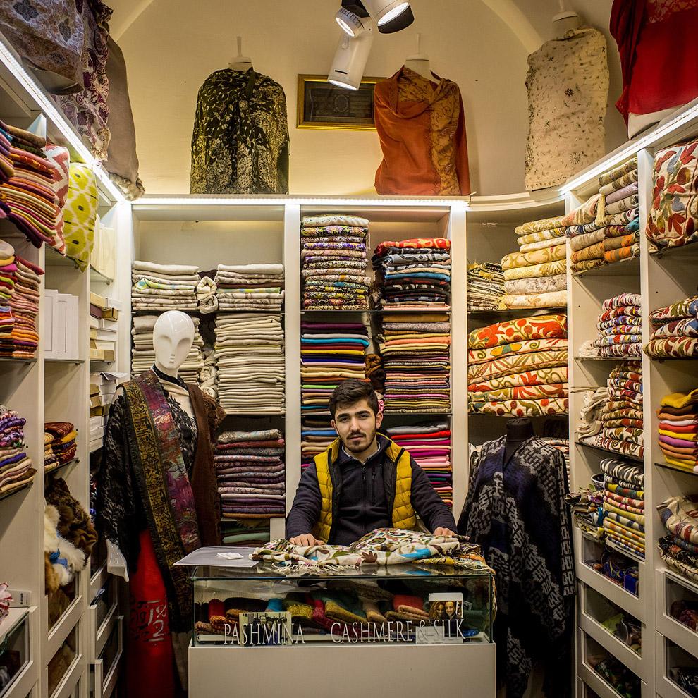 Одежда и ткани