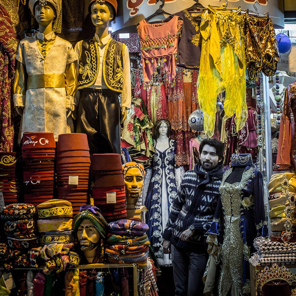 Магазин по продаже турецкой одежды