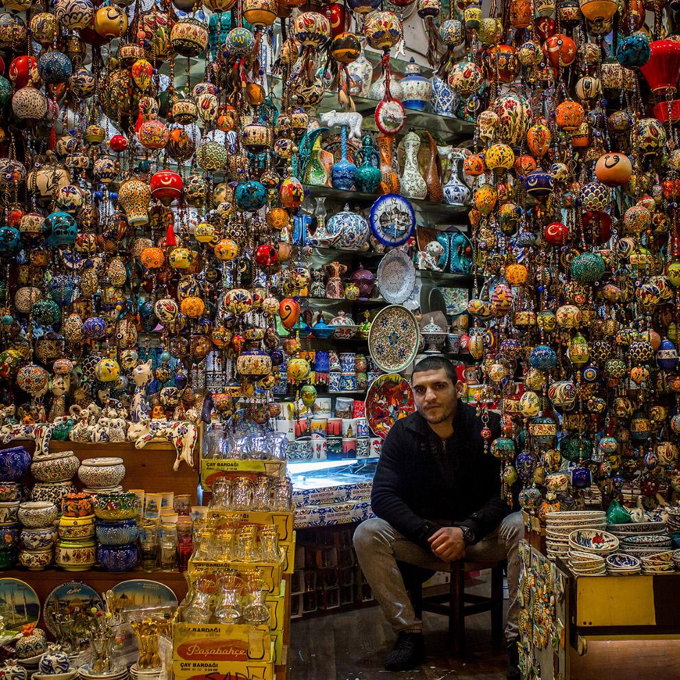 Магазин по продаже традиционных керамических изделий