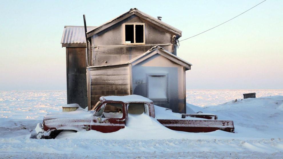 Барроу на Аляске