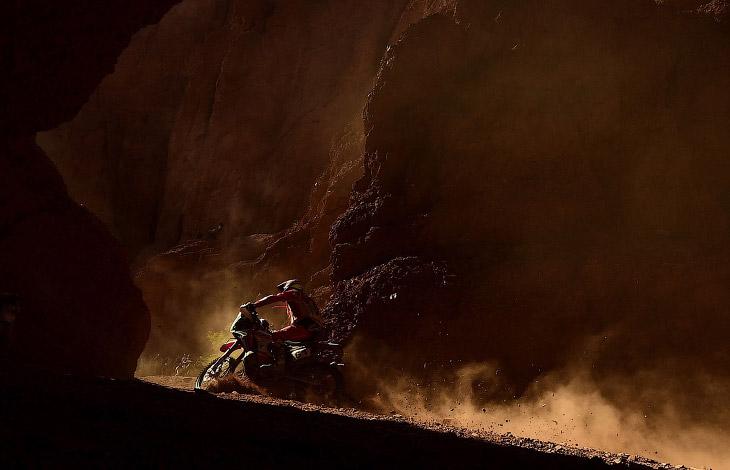 Ралли Дакар 2015: гонка в пустыне