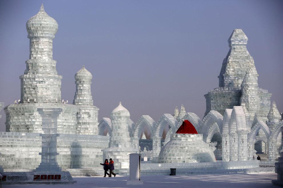 Царство льда в Харбине