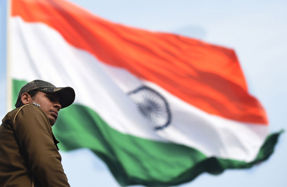 Это был парад в честь Дня Республики в Индии