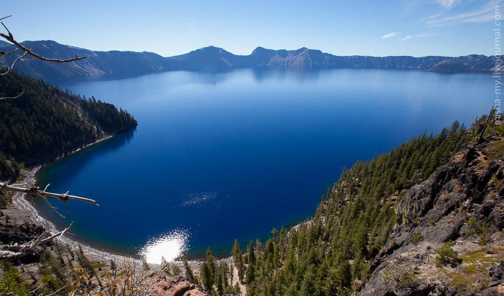 Національний парк Crater Lake