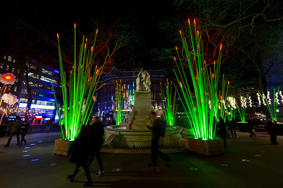 Площадь Лестер-Сквер