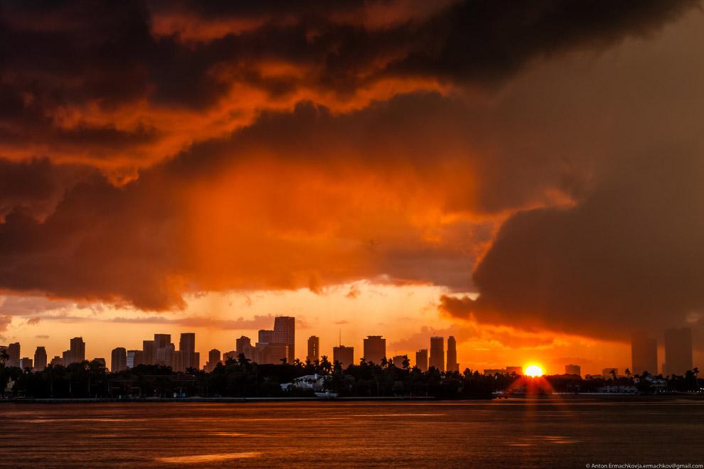 13s Автопутешествие по востоку США. Майами