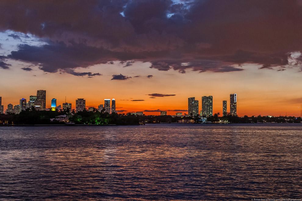 14s Автопутешествие по востоку США. Майами