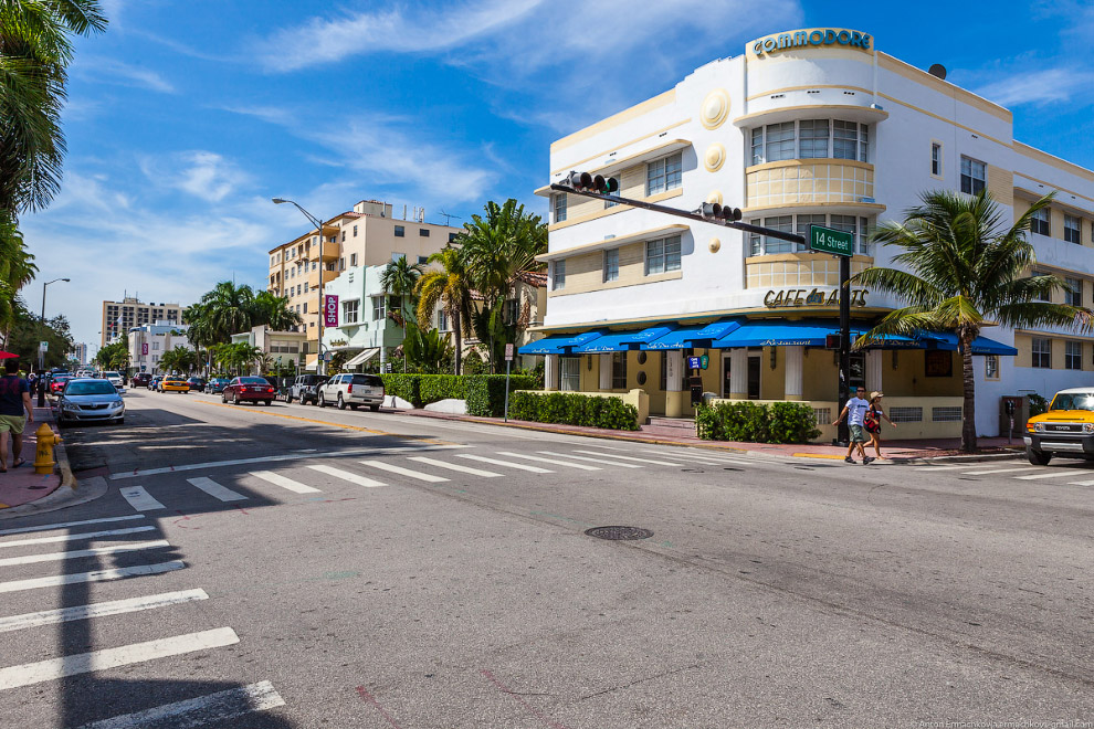 17s Автопутешествие по востоку США. Майами