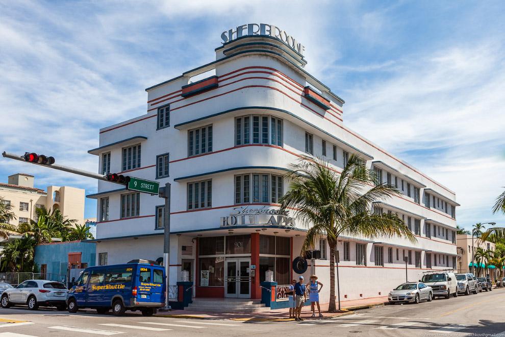 19s Автопутешествие по востоку США. Майами