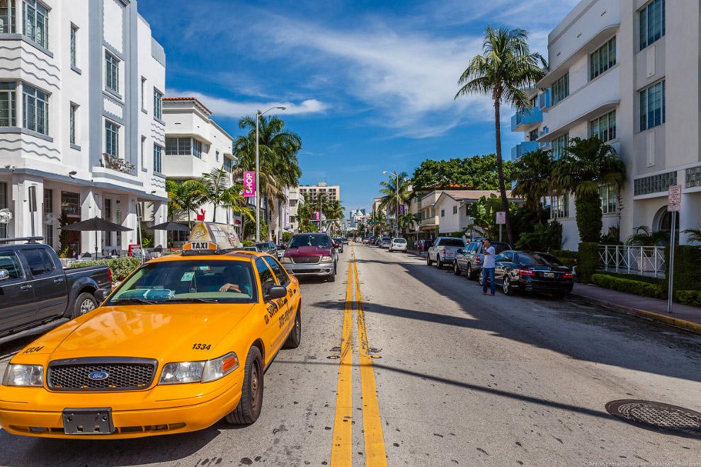 20s Автопутешествие по востоку США. Майами