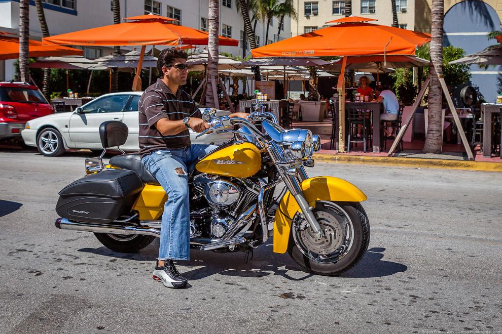24s Автопутешествие по востоку США. Майами