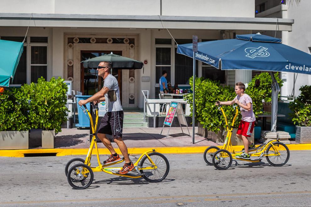25s Автопутешествие по востоку США. Майами
