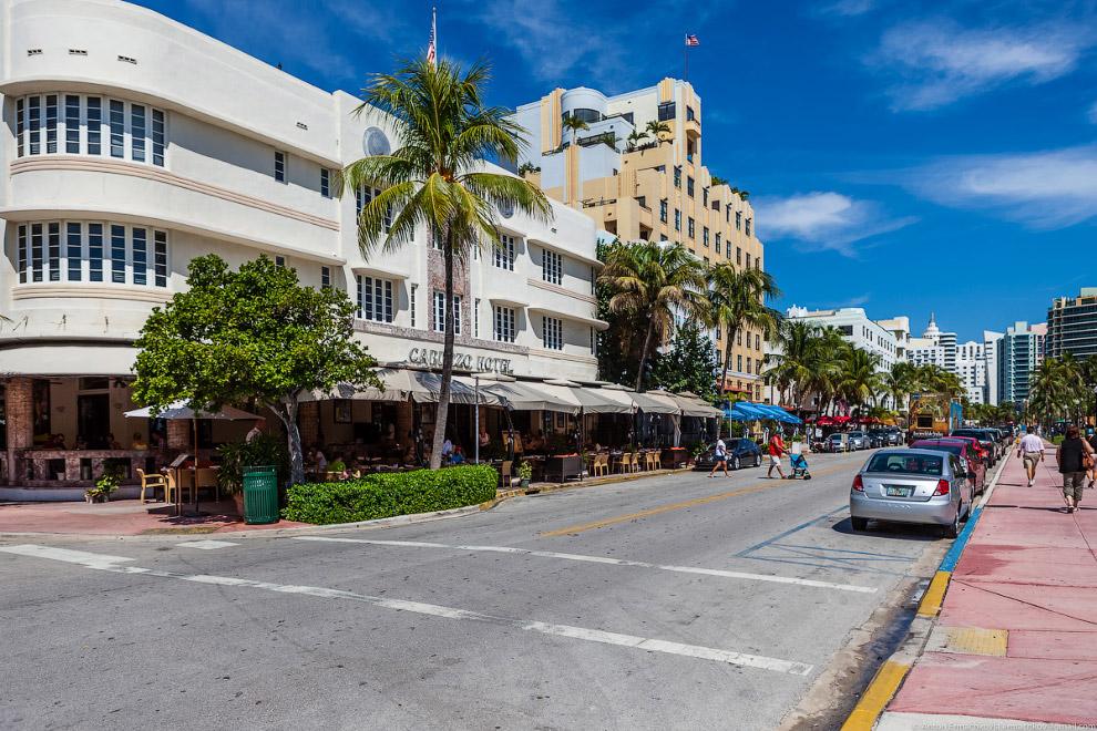 27s Автопутешествие по востоку США. Майами