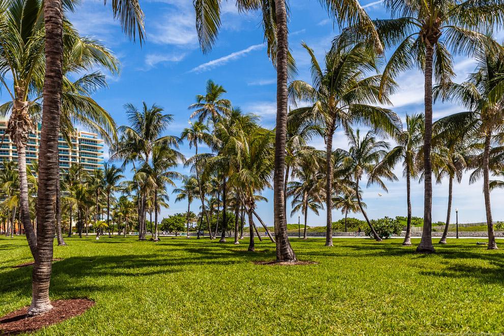 28s Автопутешествие по востоку США. Майами