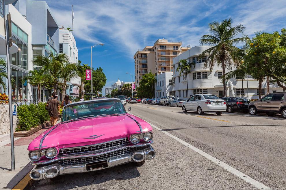 35s Автопутешествие по востоку США. Майами