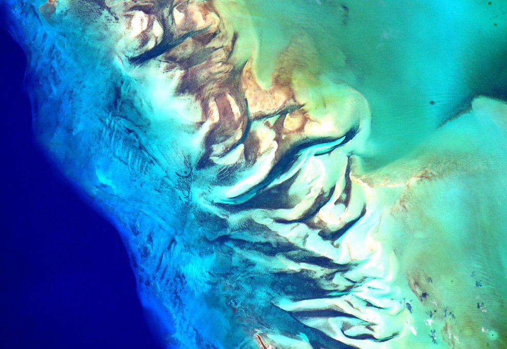 Багамы с МКС